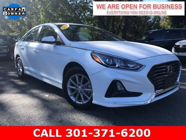 2019 Hyundai Sonata in Braddock Heights, MD 21714