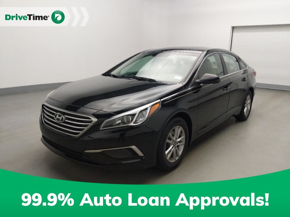 2017 Hyundai Sonata in Stone Mountain, GA 30083-3215