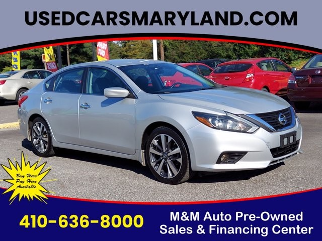 2016 Nissan Altima in Baltimore, MD 21225