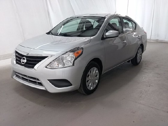 2018 Nissan Versa in Stone Mountain, GA 30083 - 1704242