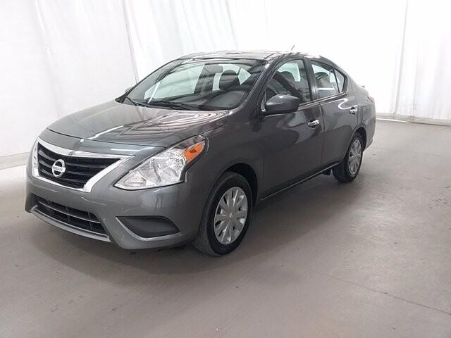 2018 Nissan Versa in Jonesboro, GA 30236