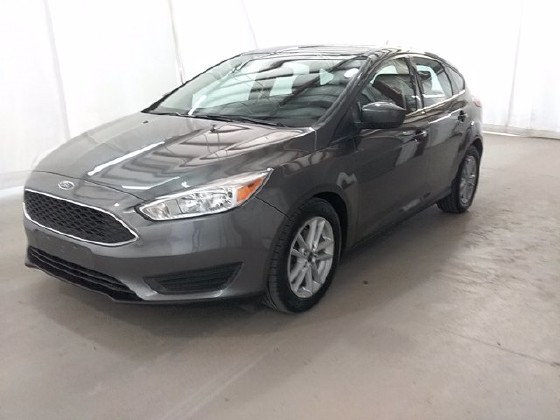 2018 Ford Focus in Jonesboro, GA 30236 - 1704472