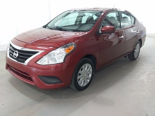 2018 Nissan Versa in Lawreenceville, GA 30043