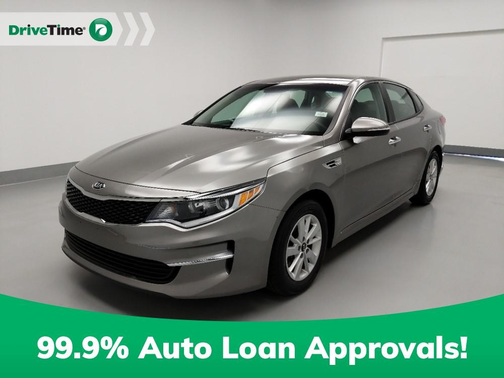 2018 Kia Optima in Louisville, KY 40258-1407