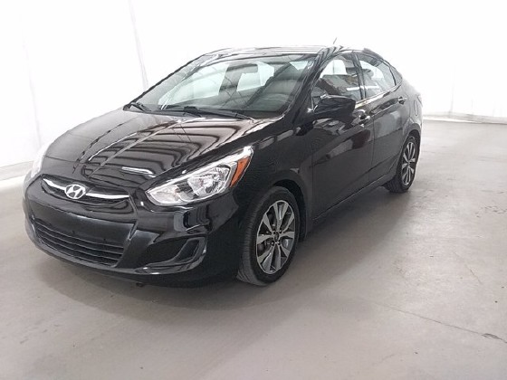 2017 Hyundai Accent in Union City, GA 30291 - 1705332