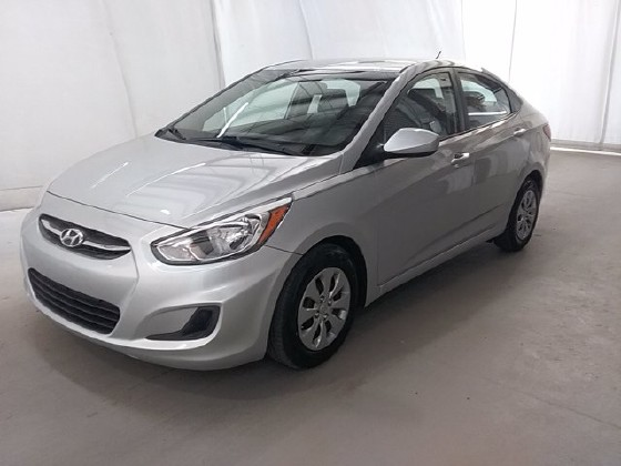 2017 Hyundai Accent in Union City, GA 30291 - 1705345