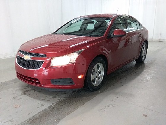 2014 Chevrolet Cruze in Lithia Springs, GA 30122 - 1705367