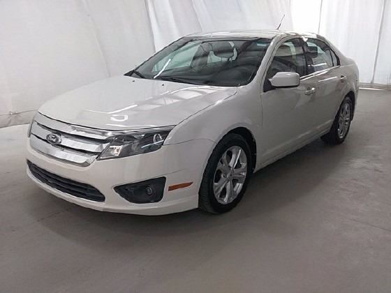 2012 Ford Fusion in Lithia Springs, GA 30122 - 1705377