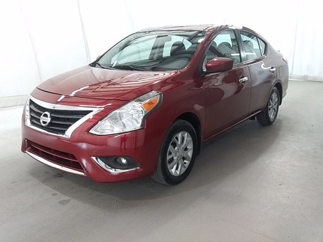 2018 Nissan Versa in Lithia Springs, GA 30122