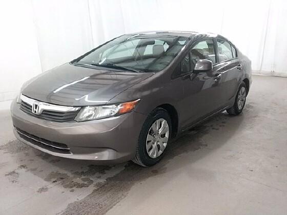 2012 Honda Civic in Lithia Springs, GA 30122 - 1705409