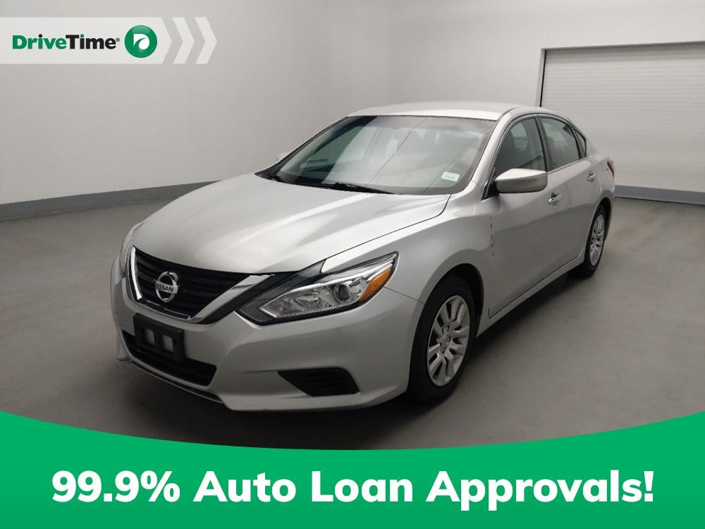 2018 Nissan Altima in Stone Mountain, GA 30083-3215