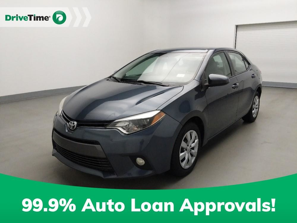2015 Toyota Corolla in Stone Mountain, GA 30083-3215