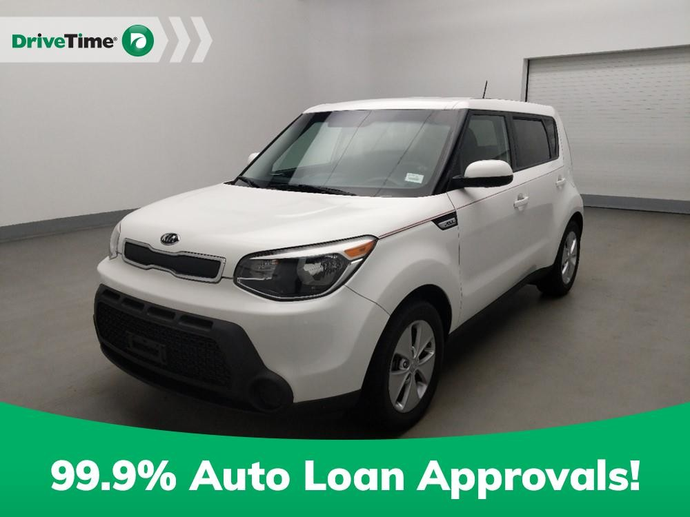 2016 Kia Soul in Stone Mountain, GA 30083-3215