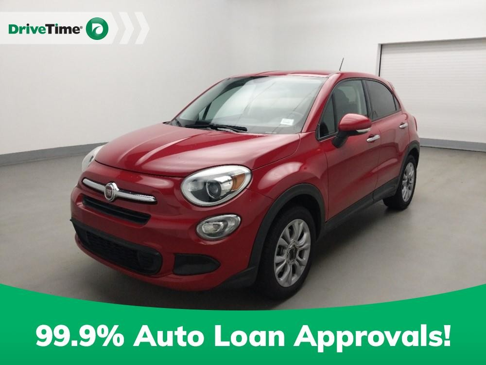 2016 FIAT 500X in Stone Mountain, GA 30083-3215