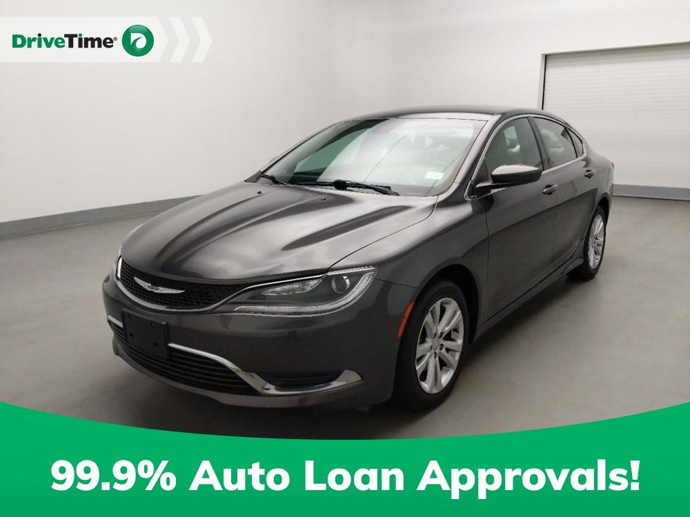 2015 Chrysler 200 in Stone Mountain, GA 30083-3215