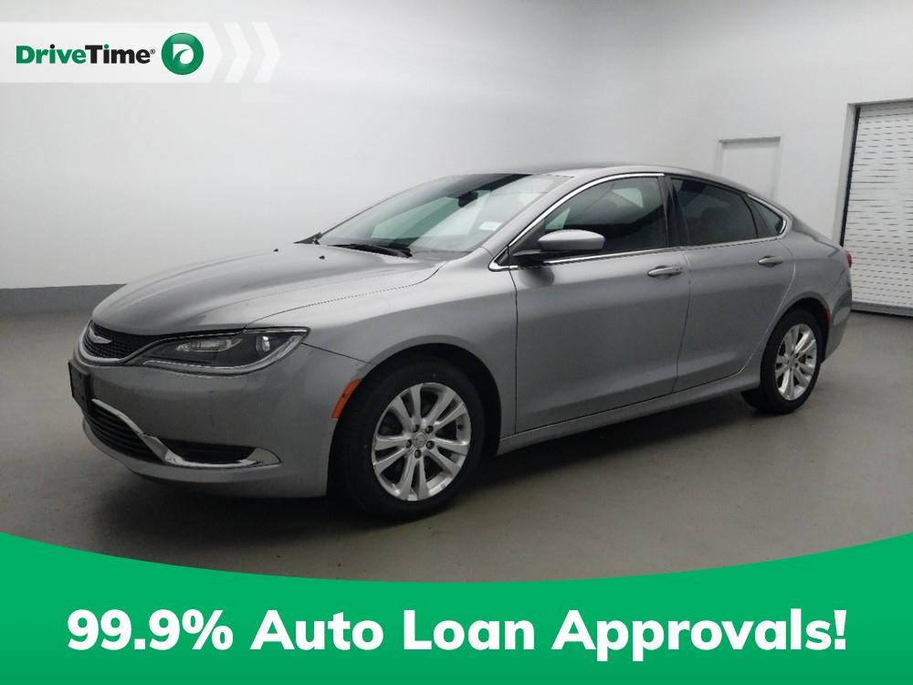 2016 Chrysler 200 in Glen Burnie, MD 21061-3716