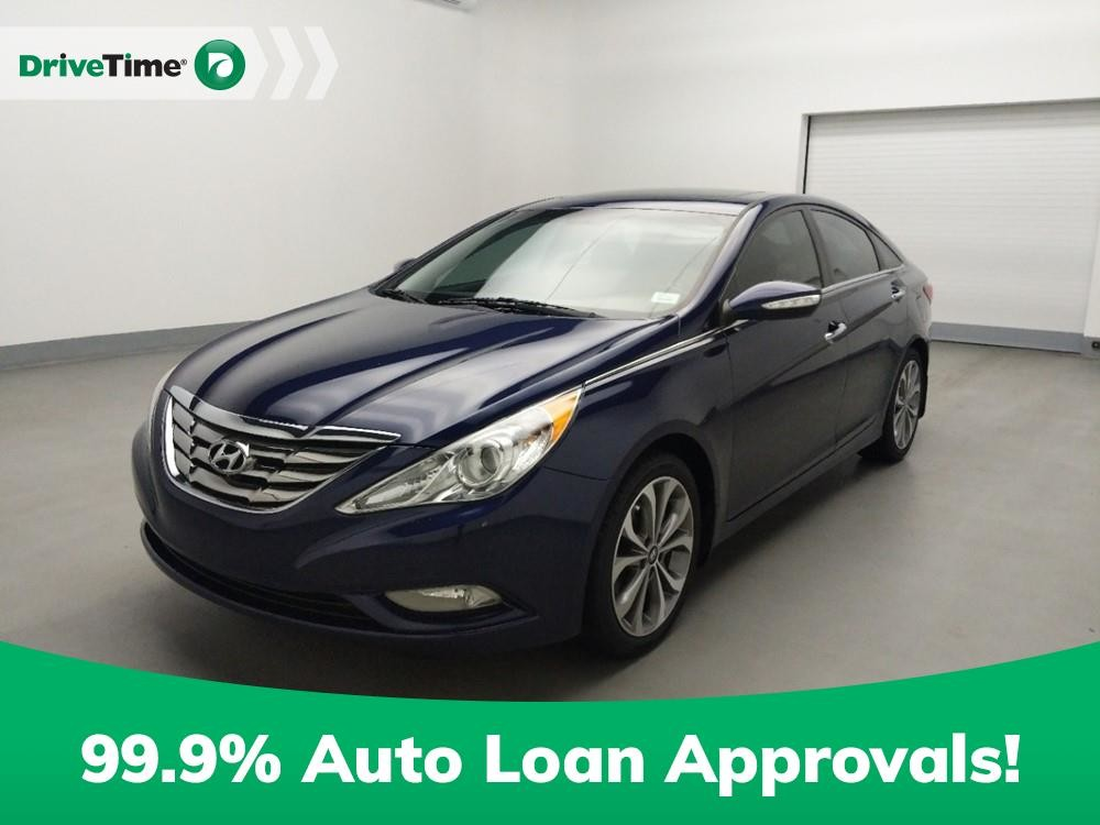 2013 Hyundai Sonata in Stone Mountain, GA 30083-3215