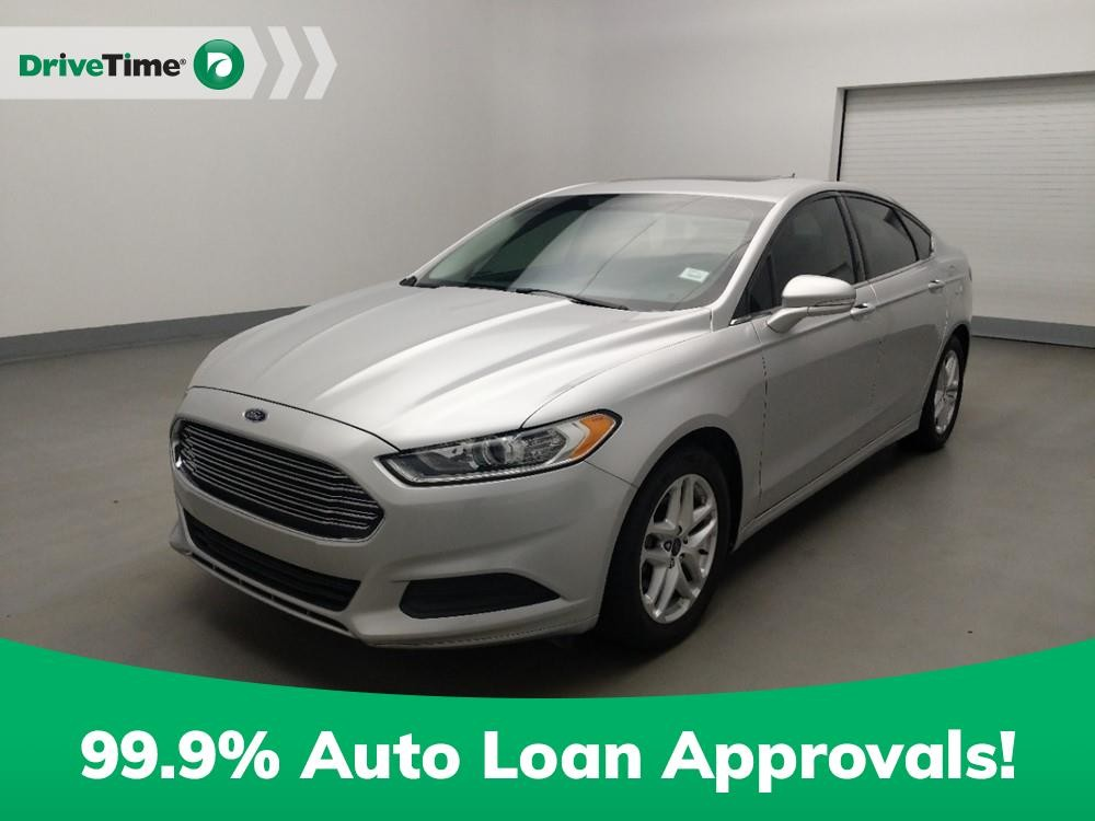 2014 Ford Fusion in Stone Mountain, GA 30083-3215