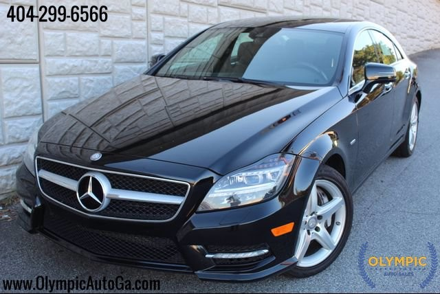 2012 Mercedes-Benz CLS 550 in Decatur, GA 30032