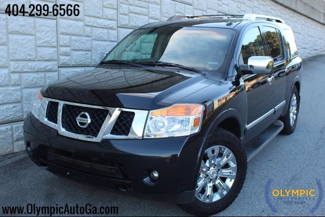 2015 Nissan Armada in Decatur, GA 30032