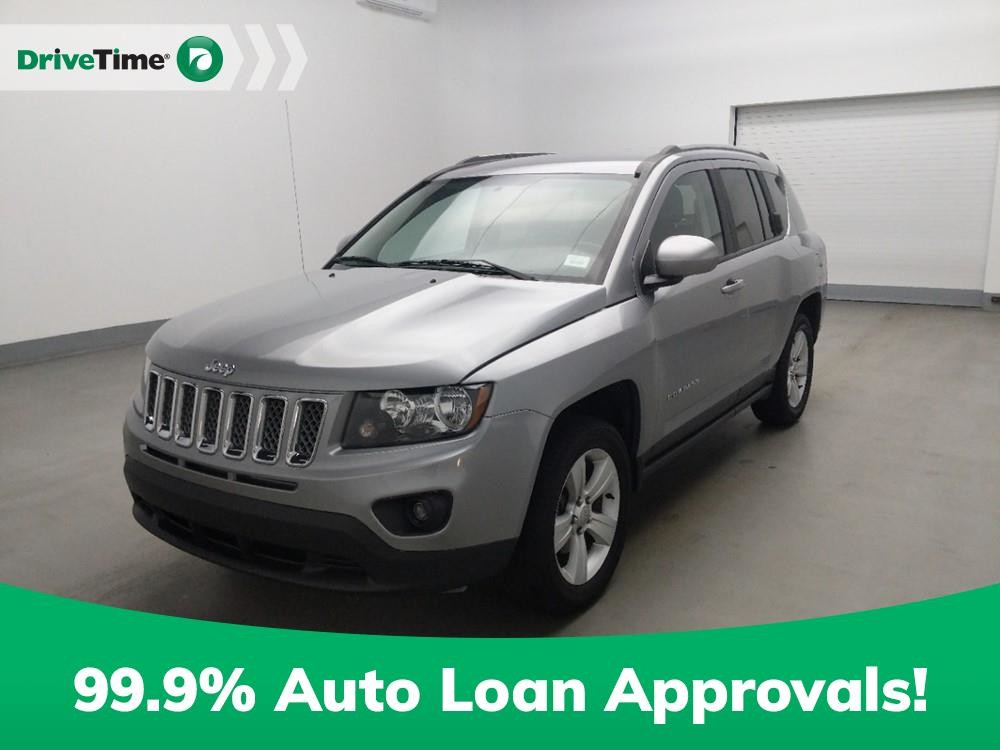 2017 Jeep Compass in Stone Mountain, GA 30083-3215