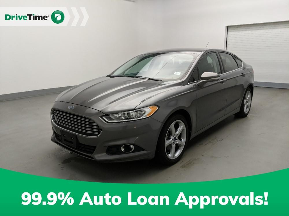 2013 Ford Fusion in Stone Mountain, GA 30083-3215