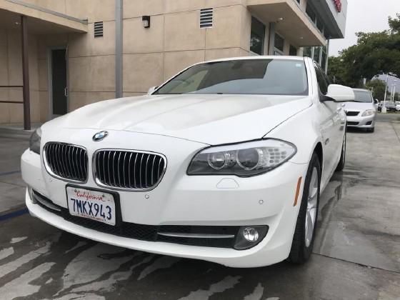 2012 BMW 528i in Pasadena, CA 91107 - 1708533
