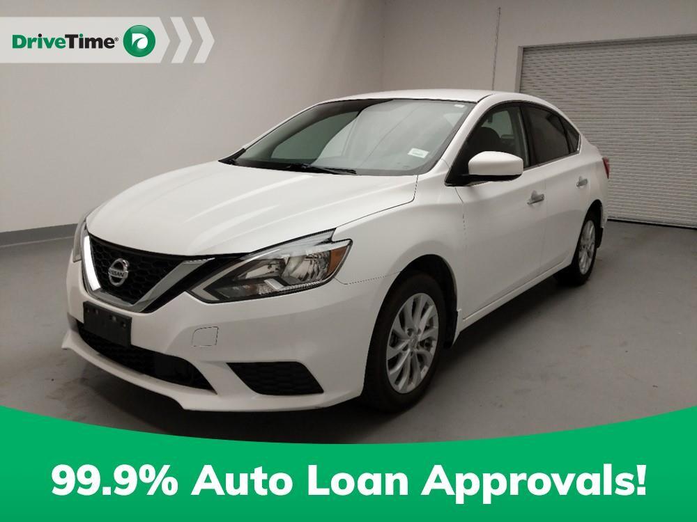 2018 Nissan Sentra in Downey, CA 90241