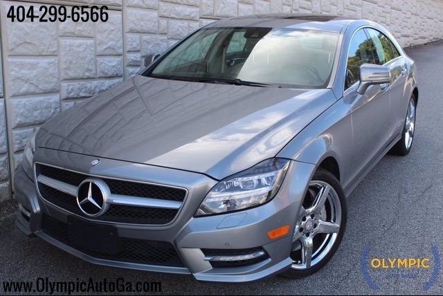 2013 Mercedes-Benz CLS 550 in Decatur, GA 30032