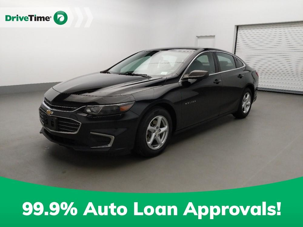 2016 Chevrolet Malibu in Glen Burnie, MD 21061-3716