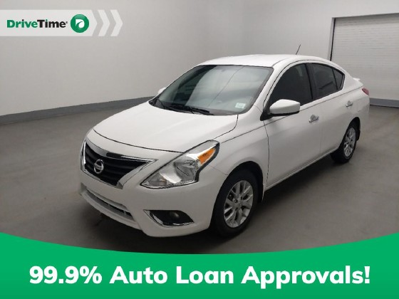 2019 Nissan Versa in Stone Mountain, GA 30083 - 1712947
