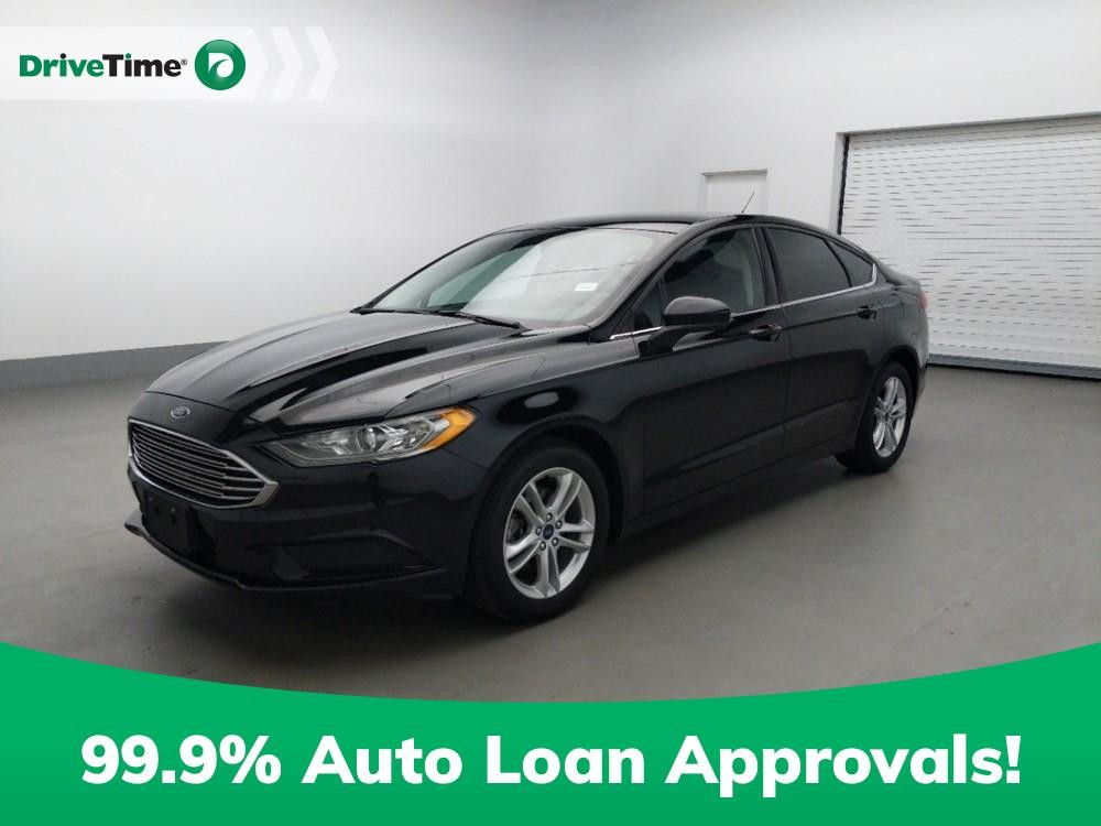2018 Ford Fusion in Glen Burnie, MD 21061-3716