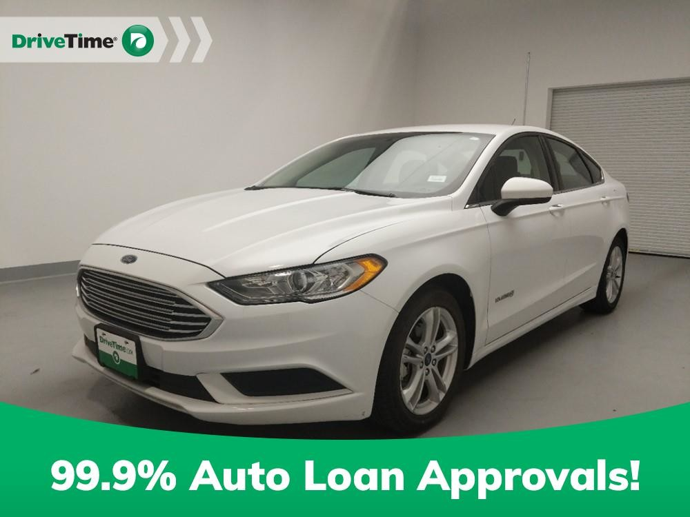 2018 Ford Fusion in Downey, CA 90241