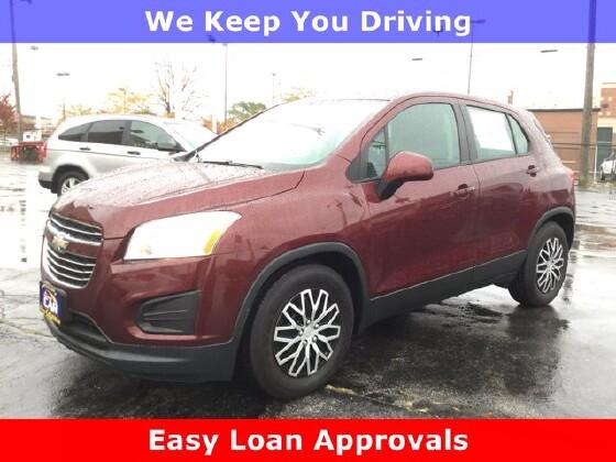 2016 Chevrolet Trax in Cicero, IL 60804 - 1714292