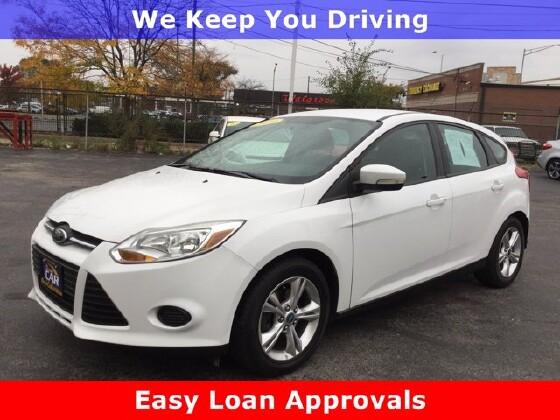 2013 Ford Focus in Cicero, IL 60804 - 1714328