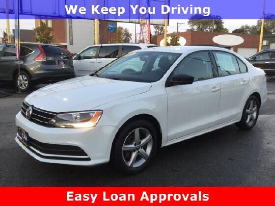 2016 Volkswagen Jetta in Cicero, IL 60804 - 1714331