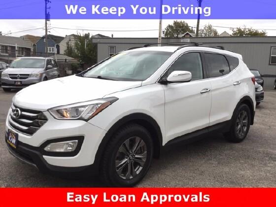 2015 Hyundai Santa Fe in Cicero, IL 60804 - 1714336