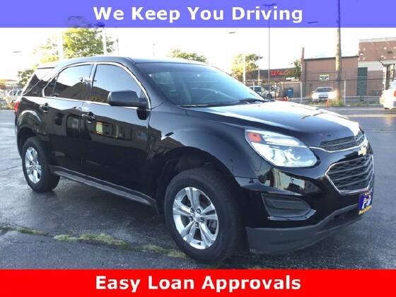 2016 Chevrolet Equinox in Cicero, IL 60804 - 1714377