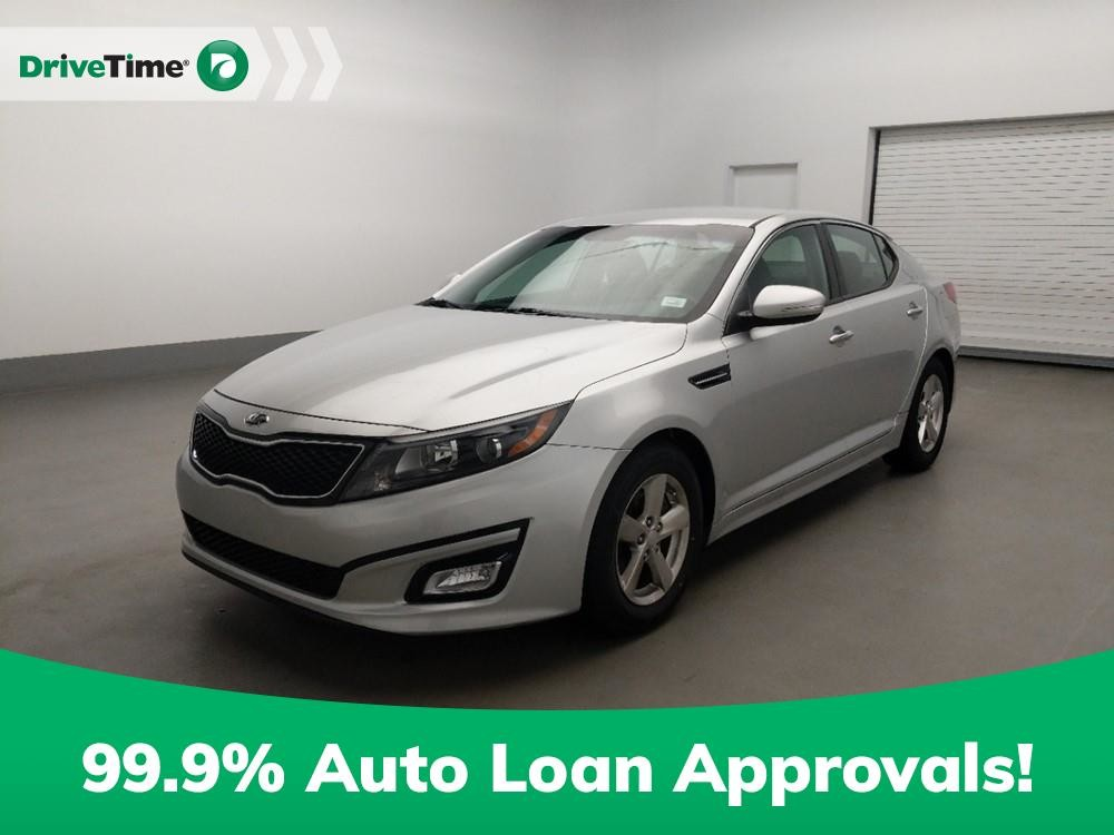 2015 Kia Optima in Glen Burnie, MD 21061-3716