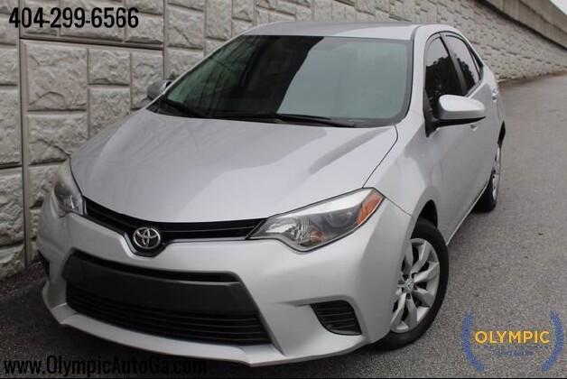 2016 Toyota Corolla in Decatur, GA 30032 - 1715779