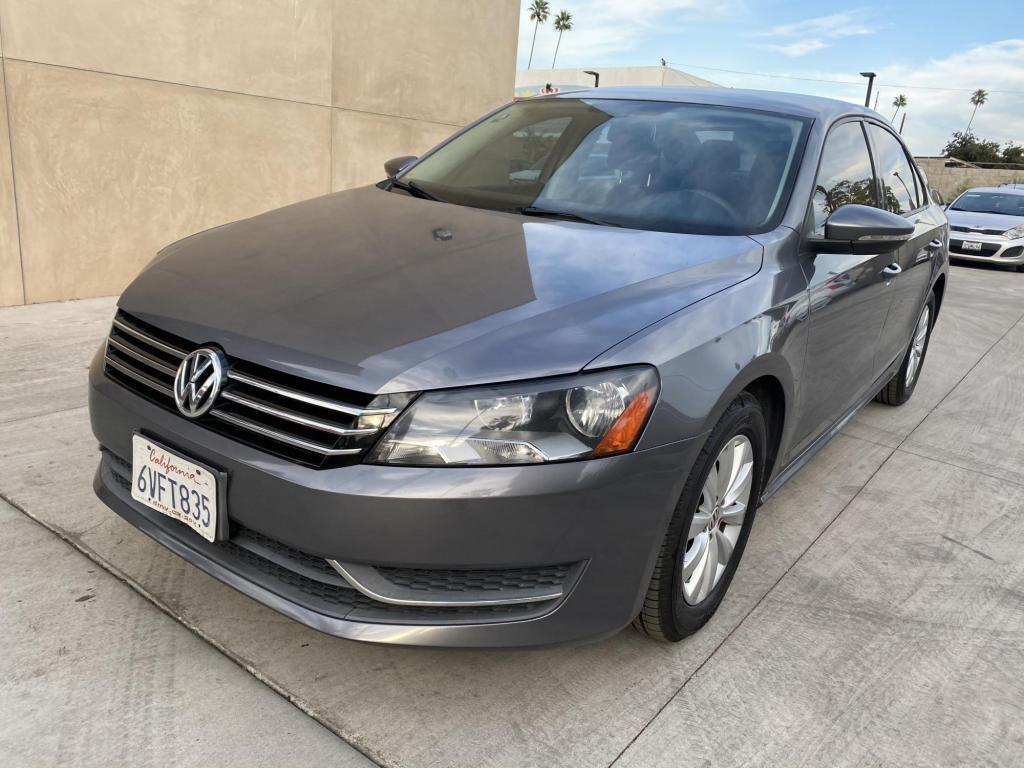 2012 Volkswagen Passat in Pasadena, CA 91107