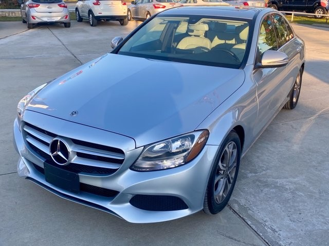 2018 Mercedes-Benz C 300 in Livingston, TX 77351
