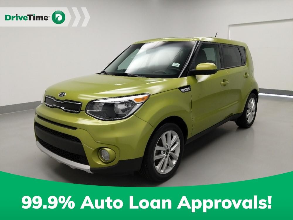 2018 Kia Soul in Louisville, KY 40258-1407