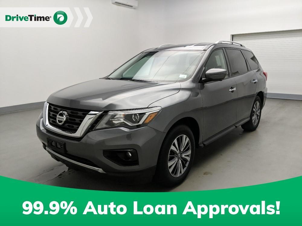 2019 Nissan Pathfinder in Duluth, GA 30096-4646