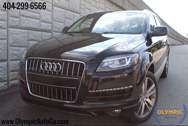 2012 Audi Q7 in Decatur, GA 30032