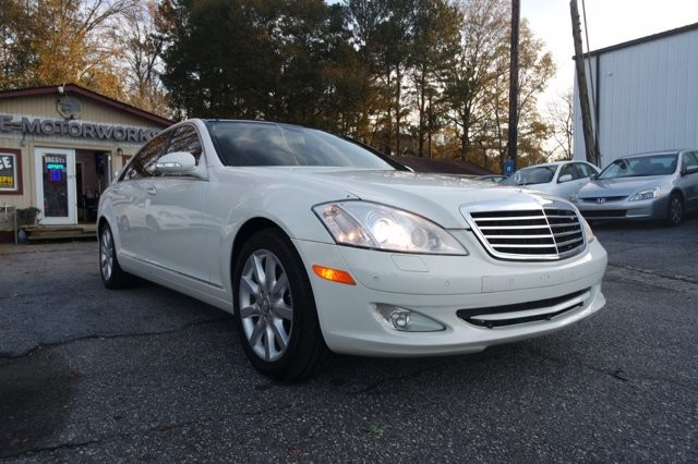 2008 Mercedes-Benz S 550 in Roswell, GA 30075