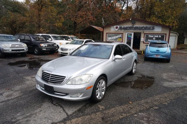 2009 Mercedes-Benz S 550 in Roswell, GA 30075