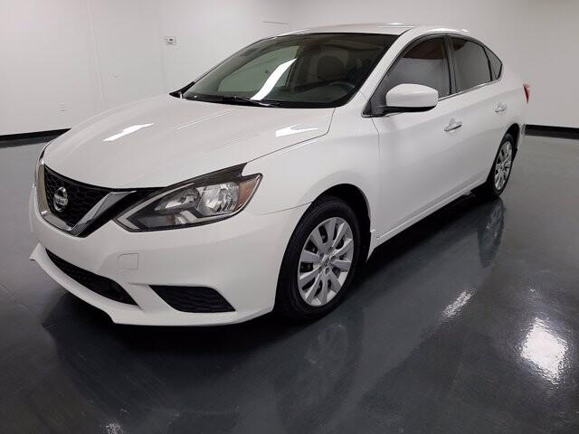 2018 Nissan Sentra in Union City, GA 30291