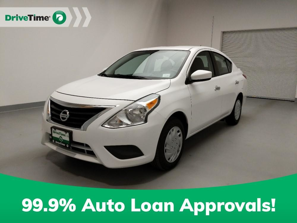 2019 Nissan Versa in Downey, CA 90241