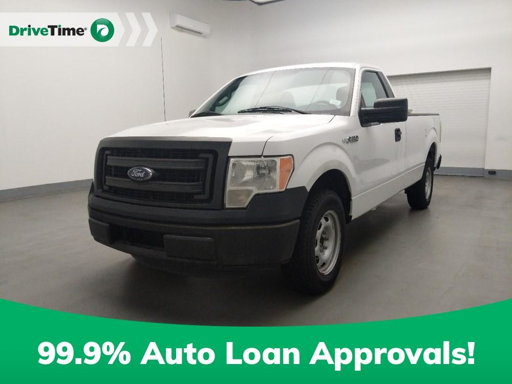 2013 Ford F150 in Stone Mountain, GA 30083-3215